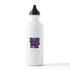 Swedish house mafia Water Bottle