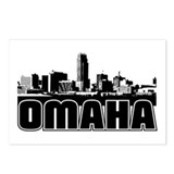 Omaha Skyline Postcards (Package of 8)