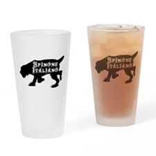 Spinone Drinking Glass