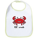 Lil Crab Bib