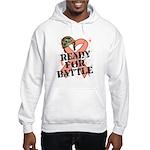 Ready Battle Uterine Cancer Hooded Sweatshirt