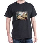 Castle Greyhound Dark T-Shirt