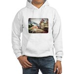 Castle Greyhound Hooded Sweatshirt