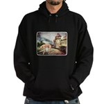 Castle Greyhound Hoodie (dark)