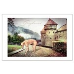Castle Greyhound Large Poster