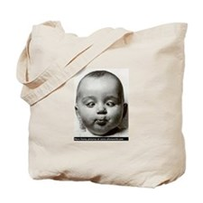 Cute Croft Tote Bag