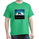 Nightsky Greyhound T-Shirt