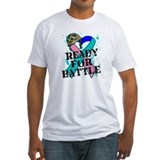 Ready Battle Uterine Cancer Shirt