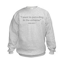 Steve Jobs Sweatshirt