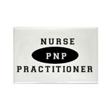 Cute Pediatric nurse practitioner Rectangle Magnet (10 pack)