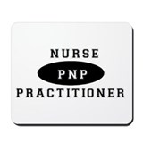 Unique Nurse practitioner Mousepad