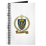DUPERRE Family Crest Journal