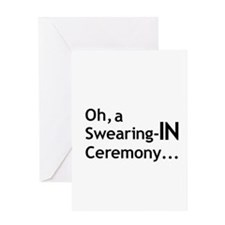 Ceremony Greeting Card