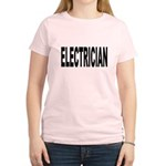 Electrician Women's Light T-Shirt