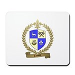 CHASSE Family Crest Mousepad