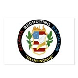 DUI - Atlanta Recruiting Battalion Postcards (Pack