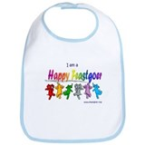 I am a Happy Feastgoer Bib