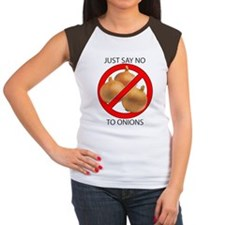 Just Say No to Onions Tee