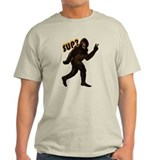 Bigfoot Sasquatch Yetti sup T-Shirt