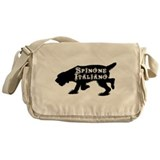 Spinone Messenger Bag