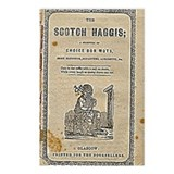 Haggis Ads Postcards (Package of 8)