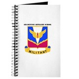 DUI - Air Defense Artillery Center/School with Tex