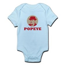 POPEYE DOYLE Infant Bodysuit