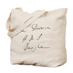 Autograph Tote Bag