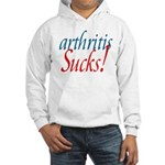 Arthritis Sucks! Hooded Sweatshirt