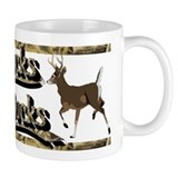 Ducks &amp; Bucks II Small Mug