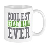 Coolest Great Nana Mug