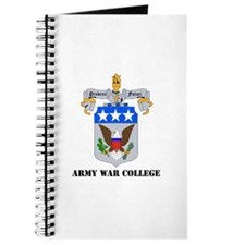 DUI - Army War College with Text Journal