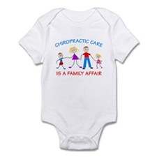 Chiro Family Affair Infant Bodysuit