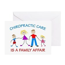 Chiro Family Affair Greeting Cards (Pk of 10)