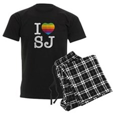 iHeart Steve Pajamas