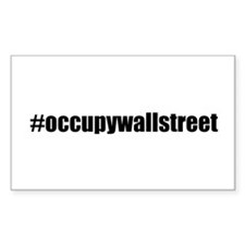 #occupywallstreet Decal