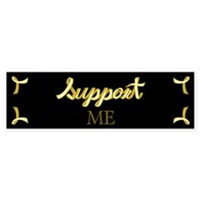 Supporter Bumper Sticker