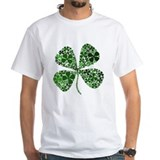 Lucky 4 Leaf Clover Irish Shirt