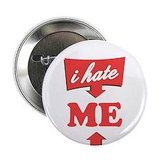 "Personalize i hate 2.25"" Button"