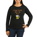 Forget Candy Women's Long Sleeve Dark T-Shirt