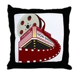 Theater Throw Pillows