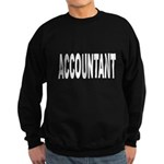 Accountant Sweatshirt (dark)