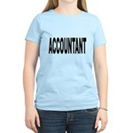 Accountant Women's Light T-Shirt