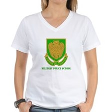DUI - Military Police School with Text Shirt