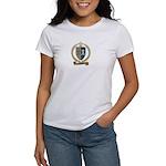 POITIER Family Crest Women's T-Shirt