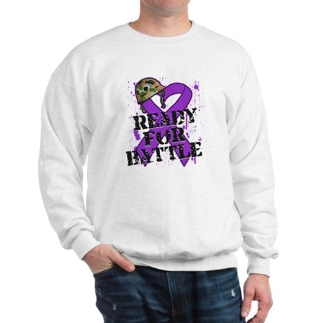 Battle Pancreatic Cancer Sweatshirt
