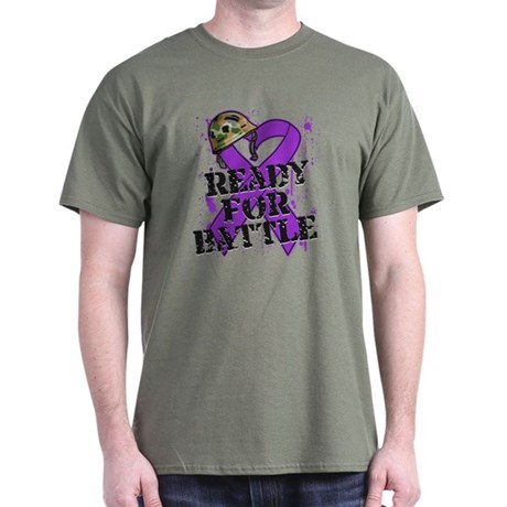 Battle Pancreatic Cancer Dark T-Shirt