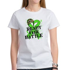 Battle Non-Hodgkins Lymphoma Women's T-Shirt