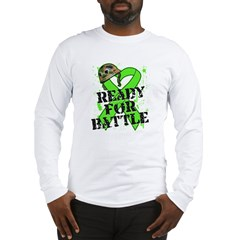 Battle Non-Hodgkins Lymphoma Long Sleeve T-Shirt