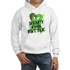 Battle Non-Hodgkins Lymphoma Hooded Sweatshirt